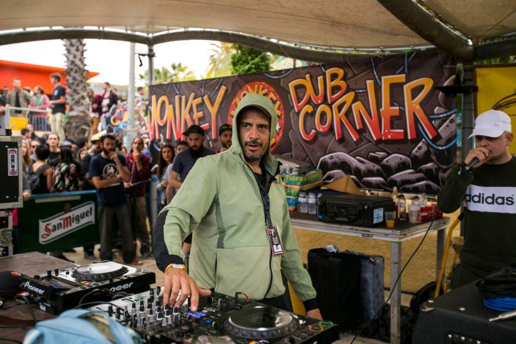 Monkey Dub Corner, Festival IDG