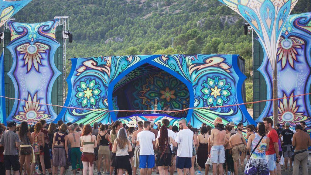 Público ambiente en el Own Spirit Festival