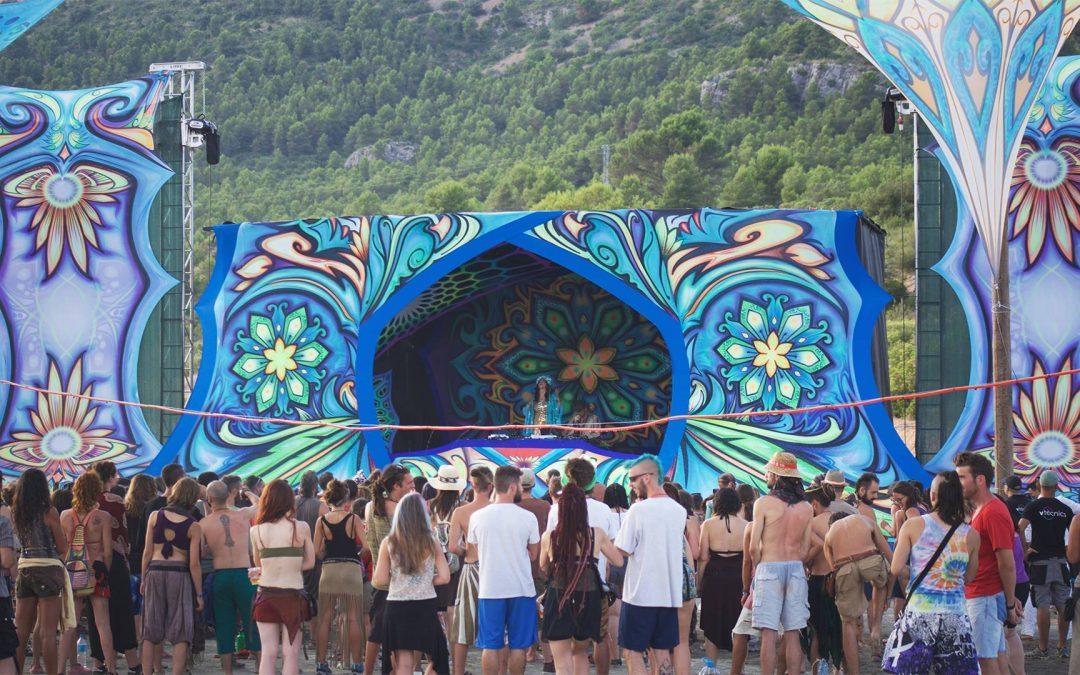 Monkey Soil patrocina el Own Spirit Festival 2018 Patrocinador del Own Spirit Festival