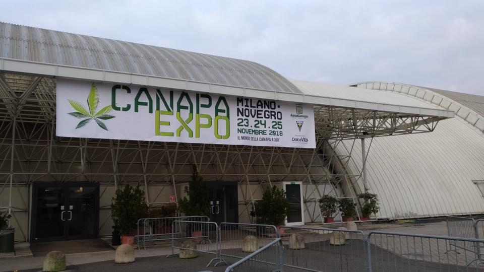 Feria Canapa Expo 2018 en Milán Un nuevo punto de encuentro