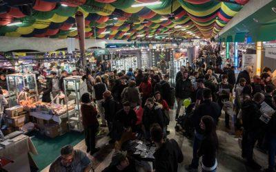 Monkey Soil en la Feria Italiana del Cáñamo Feria CanapaMundi y IndicaSativa Trade
