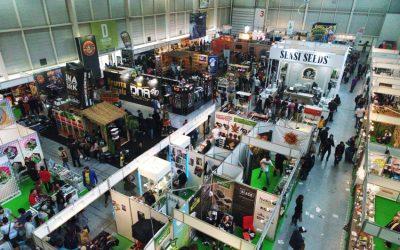 Monkey Soil en Expo Grow Irún y Spannabis Madrid 2017 Nuestros productos en las ferias Cannábicas