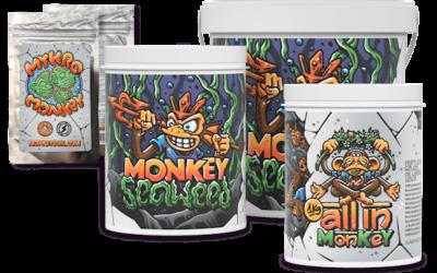 Abonos orgánicos top: 4 elementos naturales para tu cultivo Guano de murciélago, humus de lombriz, algas marinas, dolomita. Cuatros abonos orgánicos imprescindibles, que encontrarás en el catálogo de Monkey Soil.